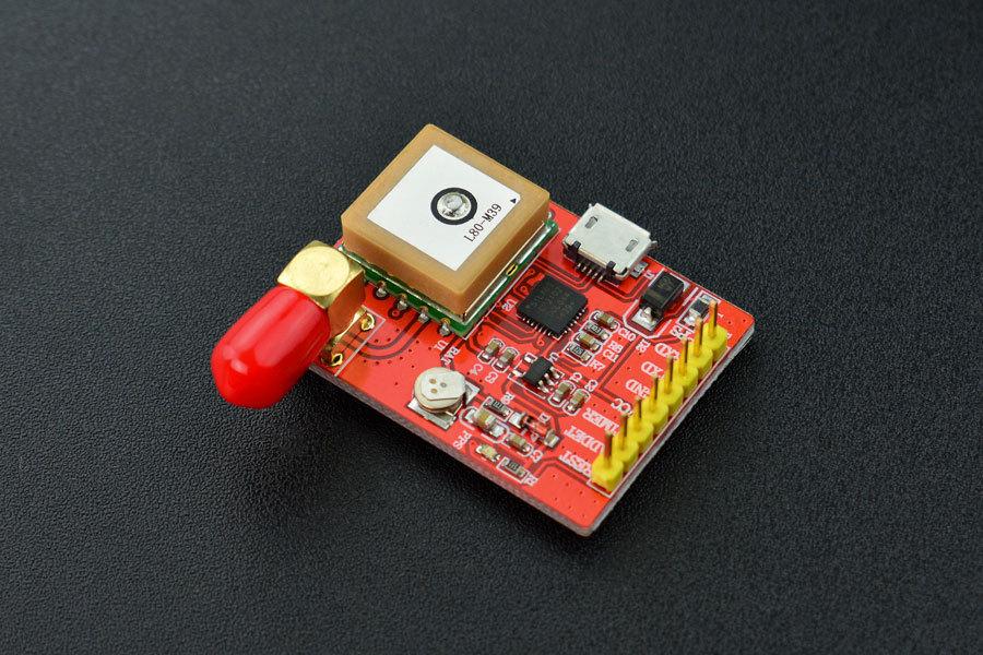 USB/TTL Raspberry Pi Arduino GPS Tracker