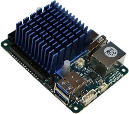 ODROID-XU4Q Single Board Computer, SAMSUNG Exynos 5422, 2 GB, 2x USB 3.0