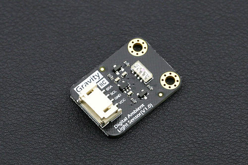 Gravity: I2C VEML7700 Ambient Light Sensor (0~120Klx)