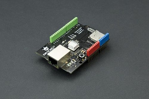 Ethernet Shield for Arduino - W5200