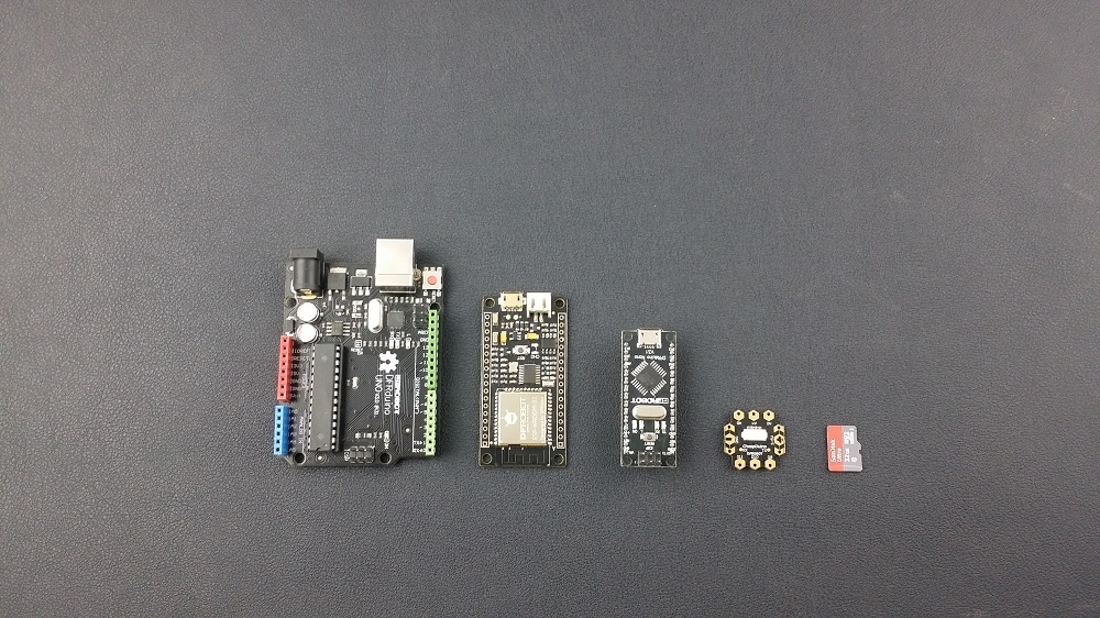 FireBeetle ESP32 IOT Microcontroller (Supports Wi-Fi