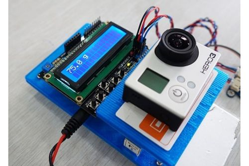 Gravity: Digital Weight Sensor