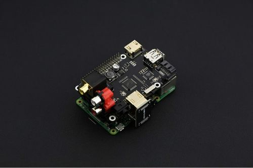 Expansion Shield x600 for Raspberry Pi B+/2B/3B