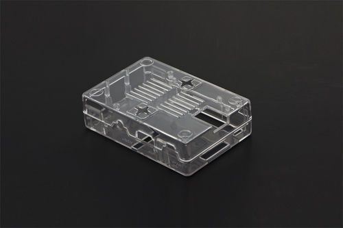 Transparent Plastic Enclosure for Raspberry Pi B+/2B/3B