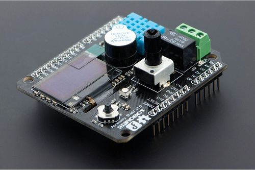 Accessory Shield for Arduino