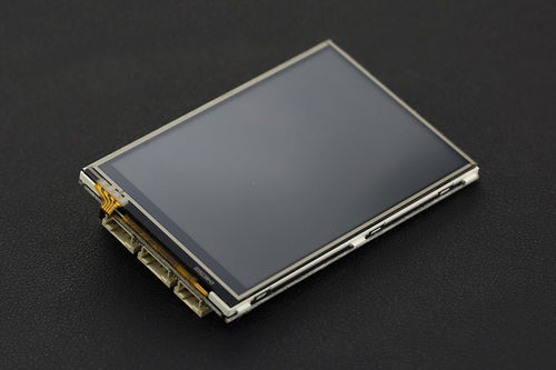 "3.5"" TFT Touchscreen for Raspberry Pi"