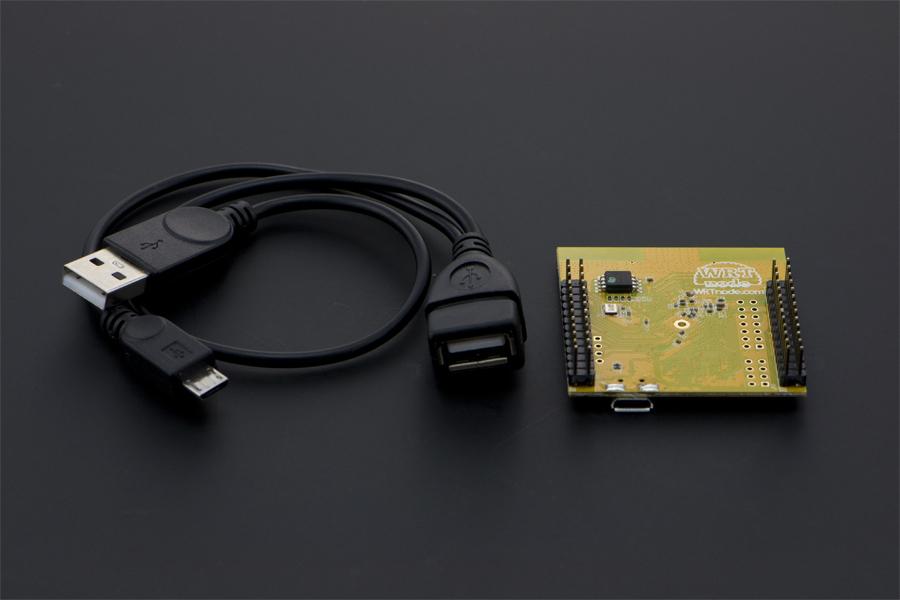 WRTnode - A Mini OpenWRT Dev Board - SHA 256 Systems