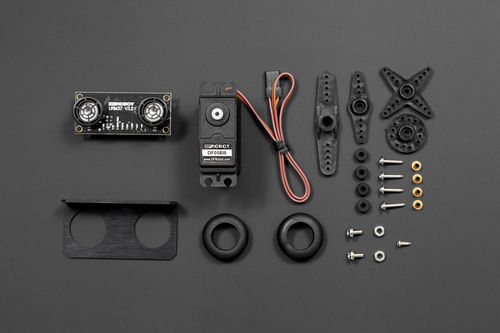 Ultrasonic Scanner Kit (180°)