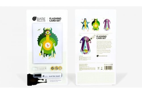 Flashing Card Set - Conductive Encounters