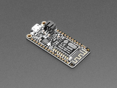 Adafruit Feather HUZZAH mit ESP8266 - Lose Header