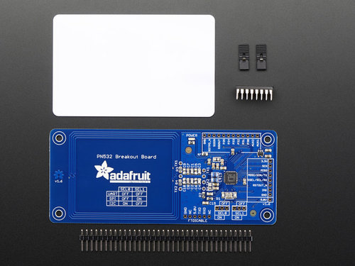 PN532 NFC / RFID-Controller-Breakout-Board - v1.6