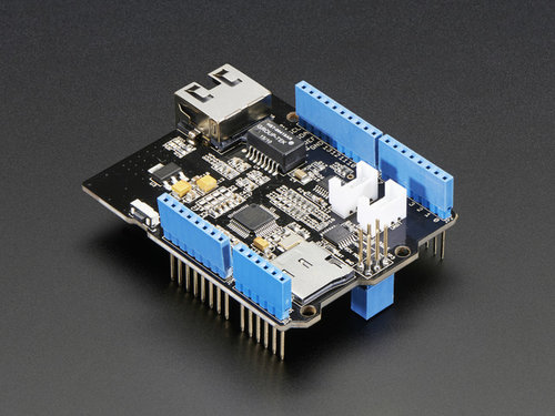 Ethernet Shield für Arduino - W5500 Chipsatz