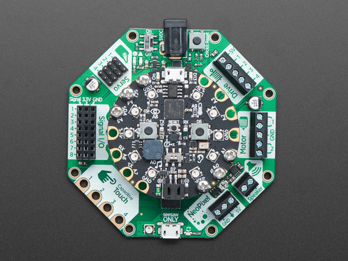Adafruit CRICKIT für Circuit Playground Express