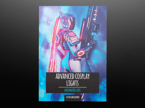 Advanced Cosplay Lights - Animierte LEDs - von Svetlana Quindt @KamuiCosplay