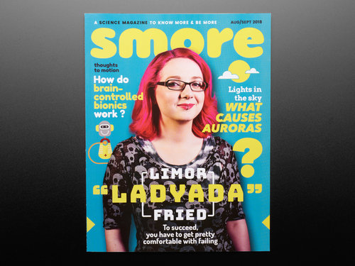 Smore Magazine - Ausgabe August / September 2018