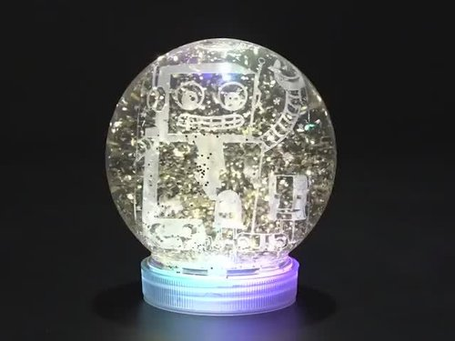 Circuit Spielplatz Snow Globe Kit
