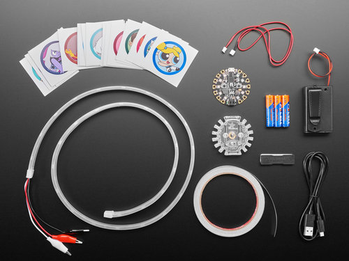 Adafruit + Cartoon Network Cosplay Basics Kit