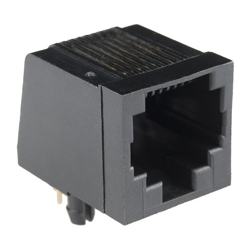 RJ45 8-Pin Connector