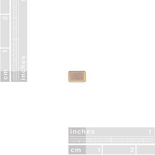 Crystal SMD 14.7456MHz