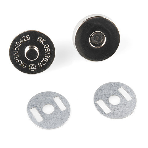 Magnetic Snap 18mm