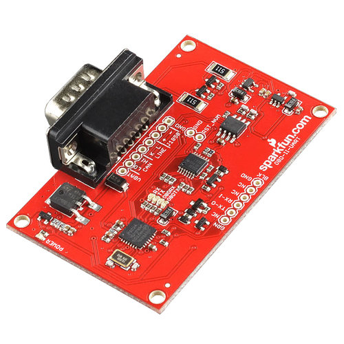 SparkFun Car Diagnostics Kit