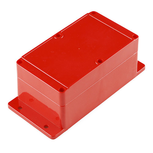 Big Red Box - Enclosure