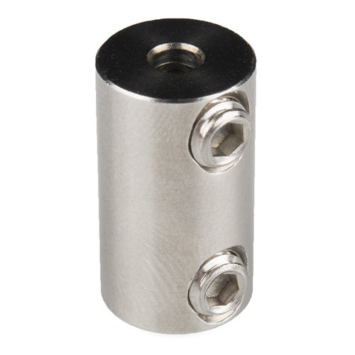 "Shaft Coupler - 1/8"" to 1/8"""