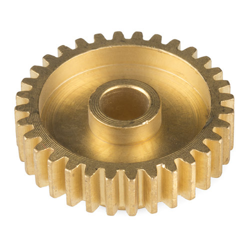 Gear - Pinion Gear (32T; 6mm Bore)
