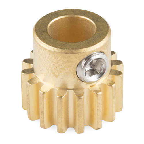 "Gear - Pinion Gear (16T; 0.25"" Bore)"