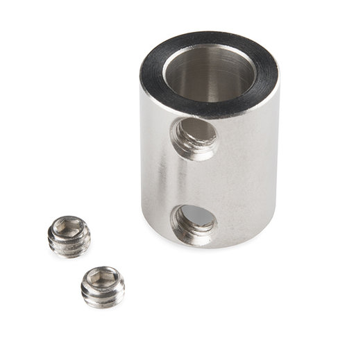 "Shaft Coupler - 3/8"" to 3/8"""