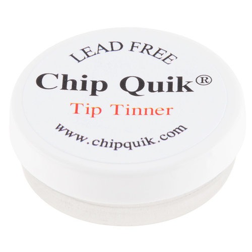 Solder Tip Tinner and Cleaner