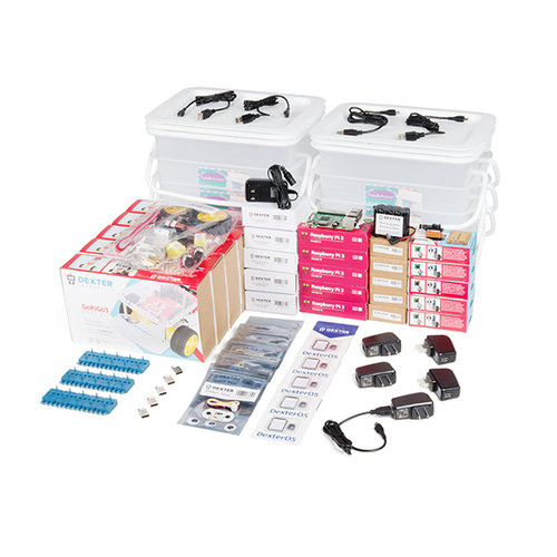GoPiGo Beginner Classroom Kit