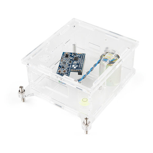 Raspberry Shake - Home Earthquake Monitor (RS1D)