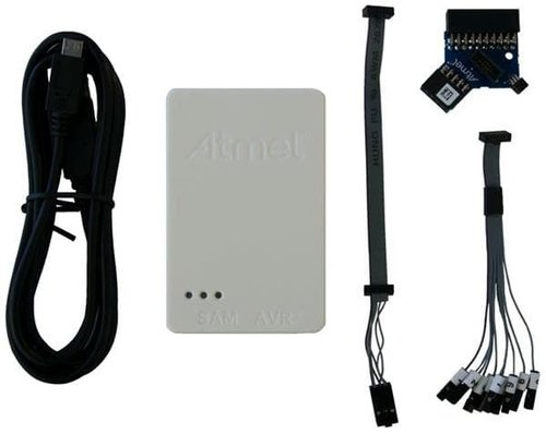 Atmel-ICE Programmer and Debugger