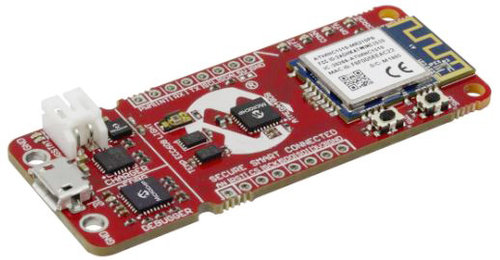 AVR-IOT WG Evaluation Board