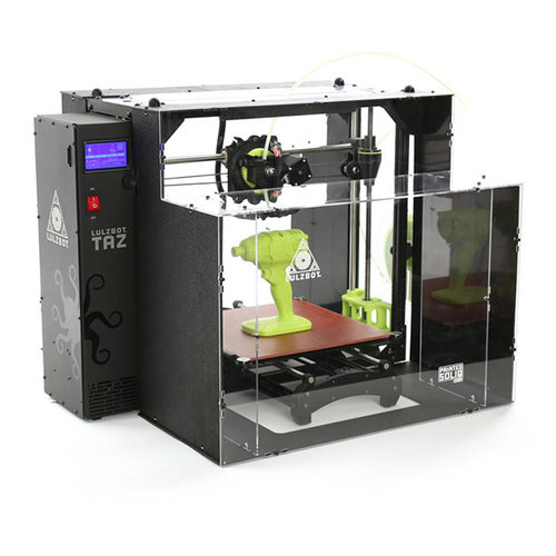 TAZ 6 ABS+ Enclosure by Printed Solid