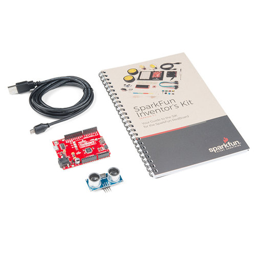 SparkFun Inventor's Kit Bridge Pack - v4.1