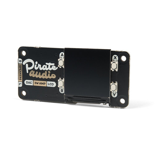 Pimoroni Pirate Audio 3W Stereo Amp for Raspberry Pi