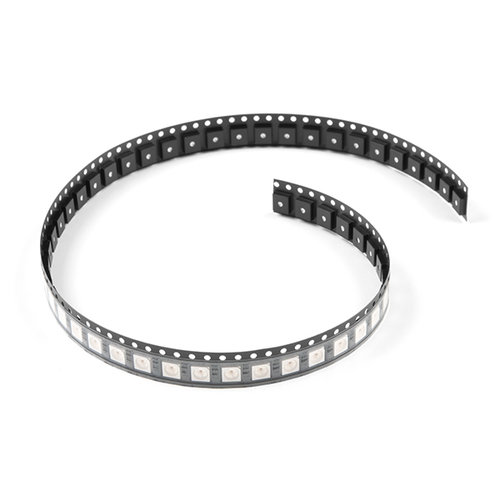 SMD LED - RGB WS2812B (Strip of 50)
